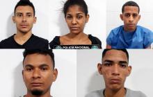Estos son los capturados por homicidio de joven en La Pradera