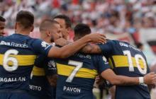 Boca es líder del fútbol argentino con 56 puntos.