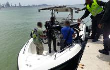 Policía adelanta operativos contra el robo de motos en la zona insular de Cartagena