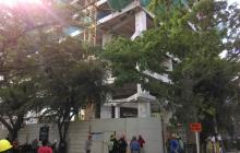 Accidente en hotel de Santa Marta deja nueve obreros heridos