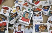 Panini no está en crisis y menos en un año de Mundial