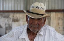 Manuel García Hernández, con 121 años, podría ser el hombre más viejo del mundo.