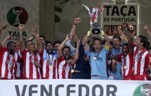 Gol de Fredy Montero no alcanza para la remontada de su equipo ante el Desportivo Aves