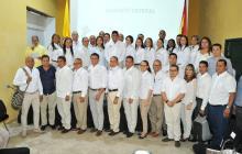 Cinco ratificados en el gabinete de Antonio Q. Guerra