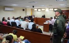 7 de los 9 capturados por fraude pensional se allanaron a los cargos