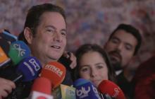 """""""Vamos a tomar decisiones pensando siempre en Colombia"""": Germán Vargas Lleras"""