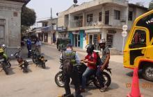 Día sin moto este miércoles en el municipio de Malambo