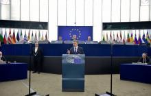 Santos se reúne con la Unión Europea y agradece apoyo ante crisis venezolana