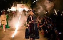 Con misterio y religiosidad, Gucci realiza su desfile crucero