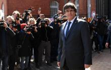 Fiscalía alemana pide extradición a España de Carles Puigdemont