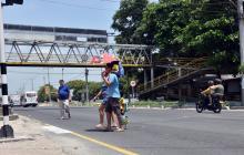 Cinco obras públicas que pocos usan en Barranquilla
