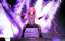 Shakira en el 'show' del pasado domingo.