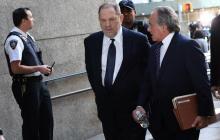 Harvey Weinstein se declara no culpable de violación y agresión sexual
