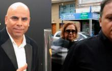Chicho Serna, la viuda y el hijo de Escobar, a indagatoria por lavado de dinero en Argentina