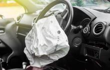 Las bolsas de aire presentan problemas de seguridad en caso de un choque.
