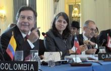 En video   La viral respuesta del canciller de Chile a su homólogo venezolano en la OEA