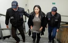 Fiscalía interpone nueva queja disciplinaria en proceso de Oneida Pinto