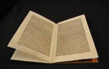 EEUU devuelve a España una carta de Colón robada
