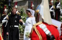 Todos quieren tomar el vino de la boda de Meghan Markle y Enrique de Inglaterra