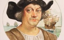 EEUU devuelve a España una carta de Cristóbal Colón que había sido robada