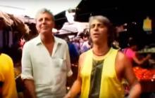 El día que Anthony Bourdain comió ceviche, patacón y arroz con coco en Cartagena