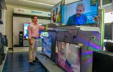 Venta de televisores se mueve a paso mundialista: Fenalco