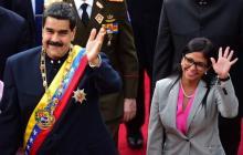 Maduro hace cambios en su gabinete: Delcy Rodríguez es la nueva vicepresidenta