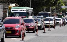 Distrito habilita otros 4 puntos para recaudo del Derecho de Tránsito