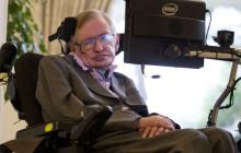 Un mensaje de Stephen Hawking viaja hasta un agujero negro