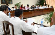 Gobierno finaliza quinto ciclo de diálogos con ELN sin acuerdo de cese al fuego bilateral