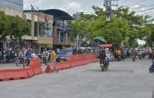 Agentes del CTI realizan inspección en el Tránsito de Sabanalarga