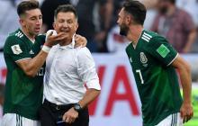 """""""Diseñamos el plan hace seis meses y salió bien"""": Juan Carlos Osorio"""