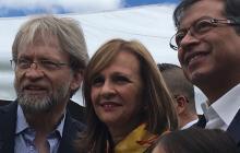 Ángela María Robledo, la primera aspirante a vicepresidenta en llegar a las urnas