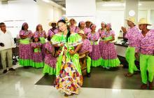 La sabana se viste de fiesta con reinas y tradición folclórica