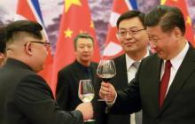 Kim Jong Un viaja a China y habla de su histórica cumbre con Donald Trump