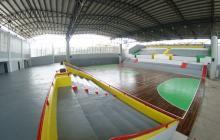 Suspenden energía a dos escenarios deportivos en Cartagena