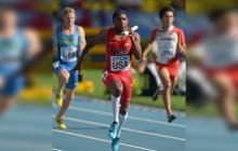 Michael Rodgers logra mejor marca del año en los 100 metros