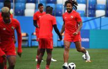 Panamá sueña con dar el golpe ante Inglaterra