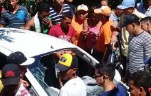 Un muerto y tres heridos deja accidente en San Juan Nepomuceno, Bolívar