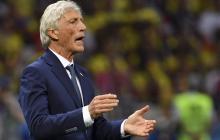 Pékerman dedica a Carlos Sánchez el triunfo de Colombia