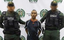 Cae presunto extorsionista vinculado a la 'Banda de Vidal'