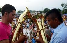 Nueve bandas juveniles participarán este año.