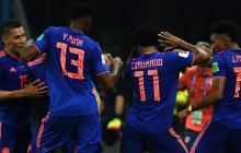 Colombia tiene balance positivo ante selecciones africanas en los mundiales