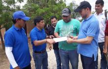 Aguas del sur realiza censo para conocer estado del servicio