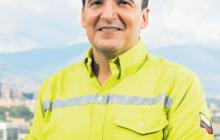 Juan Esteban Calle, presidente de Cementos Argos.