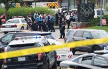 Tiroteo en un periódico cerca de Washington deja al menos 5 muertos