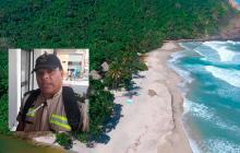 Muere ahogado líder de grupo ecológico en el Parque Tayrona