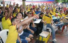 Distrito adopta medidas de control y seguridad por partido de Colombia