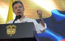 """Santos celebra los 10 años de la Operación Jaque: """"Fue un golpe mortal a la moral de las Farc"""""""