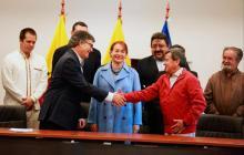 Comenzó el VI ciclo de diálogos con  el ELN  en La Habana